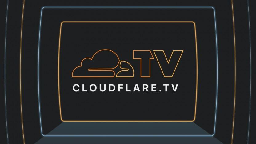 Cloudflare macht jetzt auch Fernsehen.