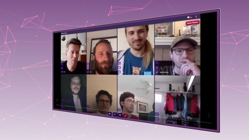 Die Videochat-Software Meething wird von Mozilla finanziert.