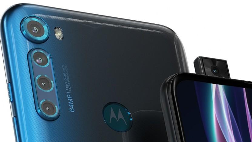 Das Motorola One Fusion+