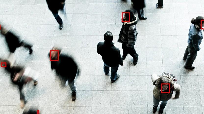 Gesichtserkennung wird bereits in vielen öffentlichen Orten eingesetzt.