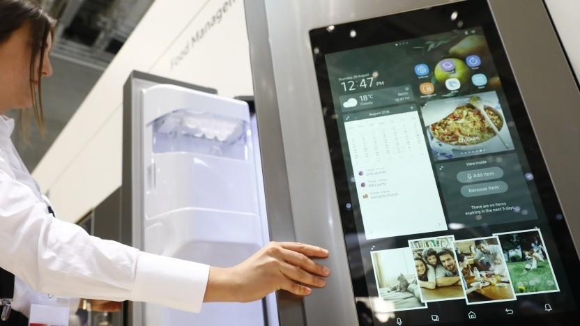Von sich aus geben die Hersteller smarter Kühlschränke keine Support-Zeiten an.