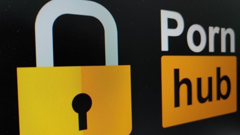 Anbietern wie Pornhub drohen Netzsperren in Deutschland.