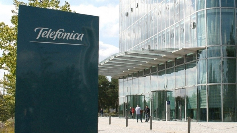 Der Telefónica-Standort in Deutschland