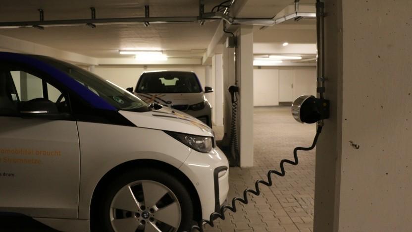Die Elektrifizierung von Tiefgaragen soll stärker gefördert werden.
