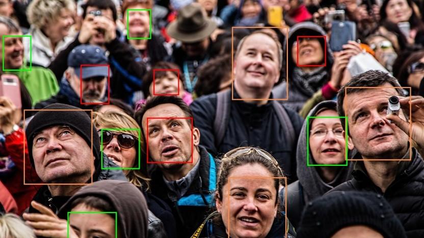 Gesichtserkennung wie Rekognition wird von Polizeibehörden schon benutzt.