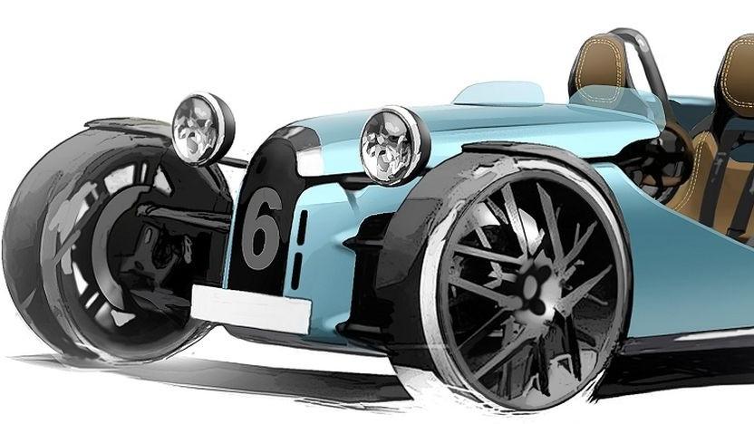 Elektrosportwagen 01E von Lesage Motors: Kleinserie von 50 Stück