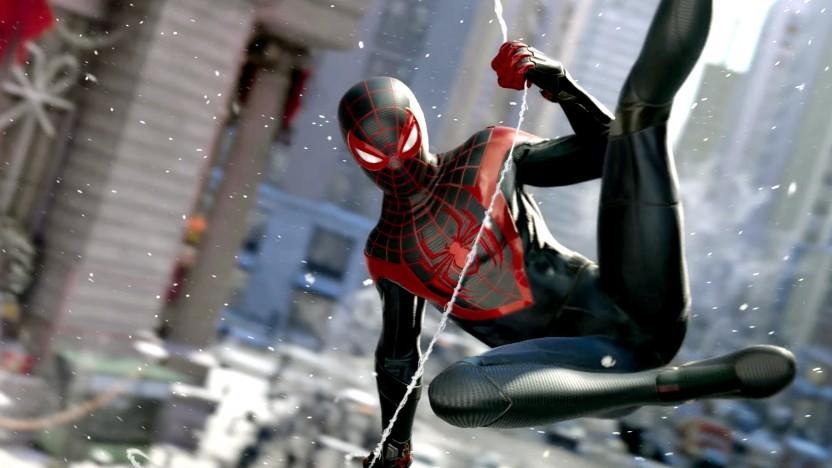 Artwork aus Marvel's Spider Man - Miles Morales