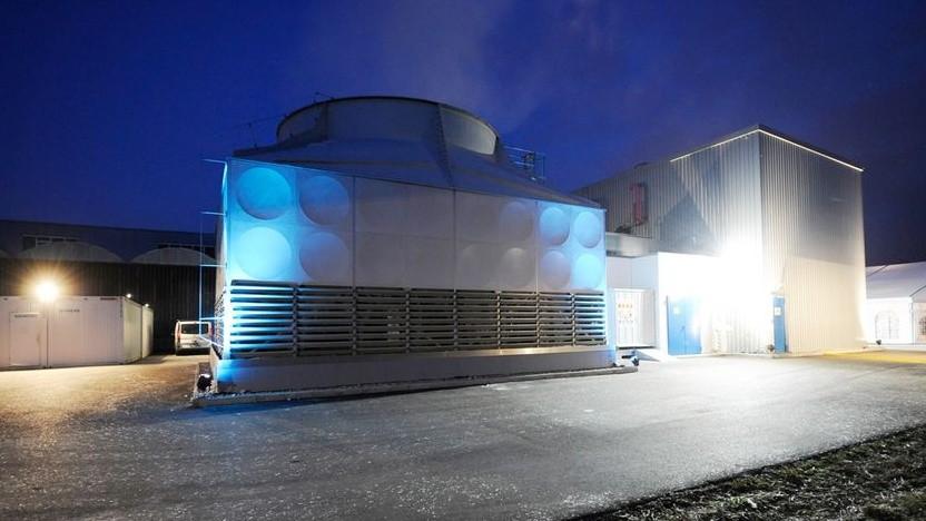 Geothermie-Anlage Bruchsal