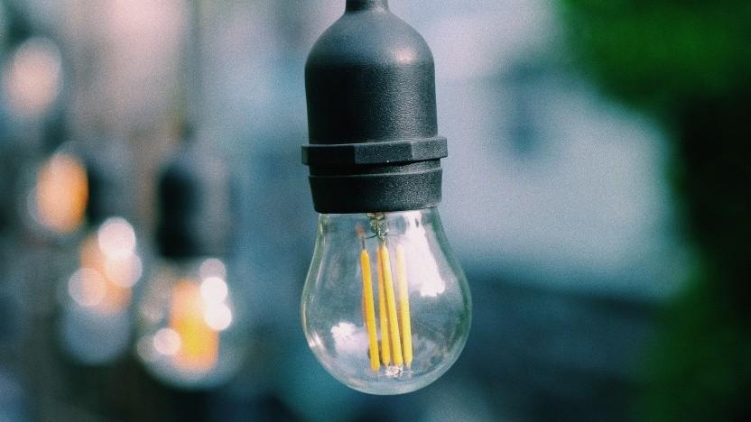 Die Lampe kann zum Mikrofon werden ...