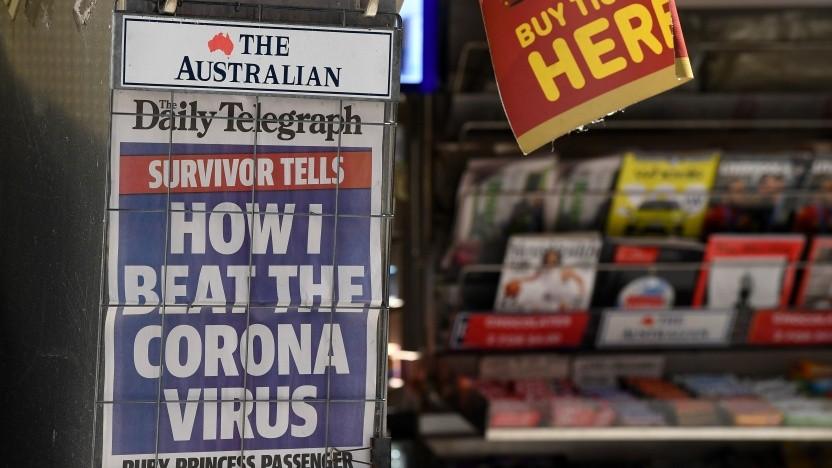Australische Medien hoffen auf eine Umsatzbeteiligung bei Facebook.
