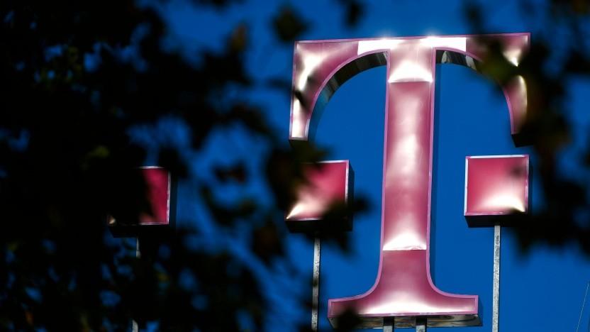 Das Mobilfunknetz der Deutschen Telekom ist gestört.