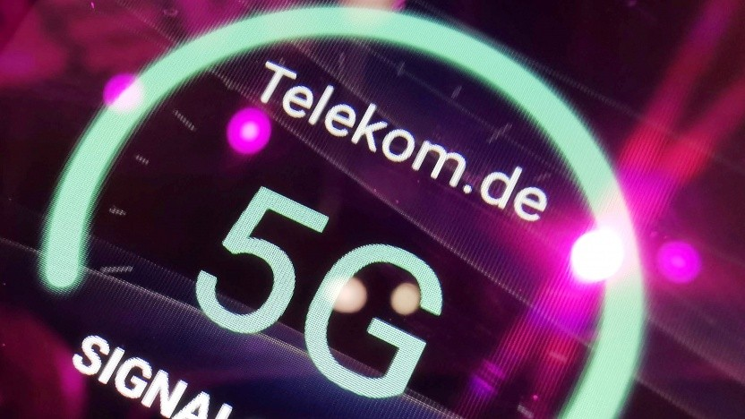 Beim Ausbau des 5G-Netzes ist bei der Telekom etwas schiefgegangen.
