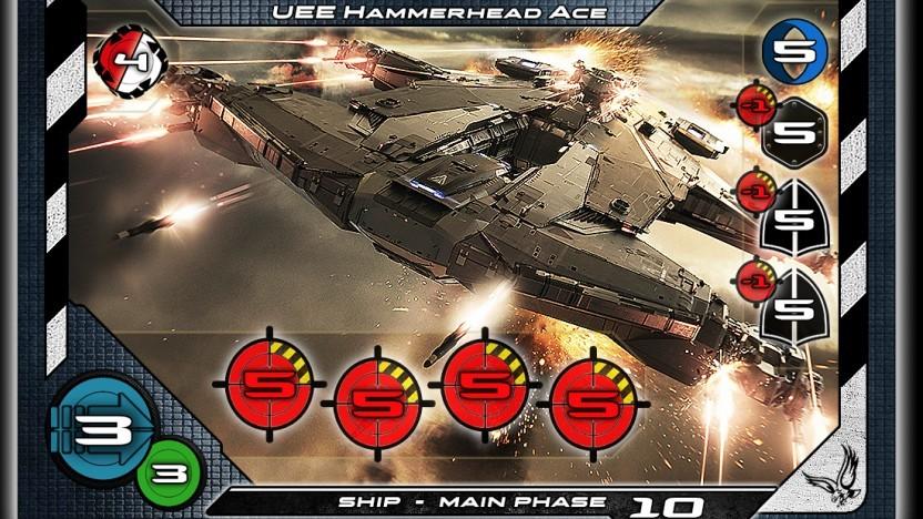 Karten wie die Aegis Hammerhead sind besonders stark.