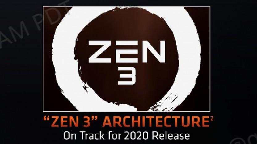 CPUs Zen 3 sollen noch in diesem Jahr veröffentlicht werden.