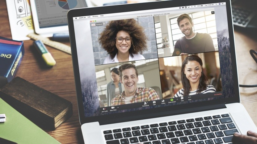Der Videokonferenz-Anbieter Zoom erlebt durch die Coronakrise einen Boom.