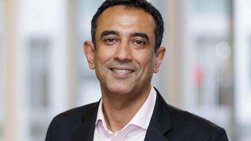 Der neue Chef der Telekom Deutschland