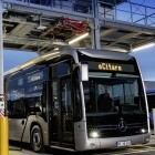 Großtransport: Mercedes stellt Elektro-Gelenkbus eCitaro G vor