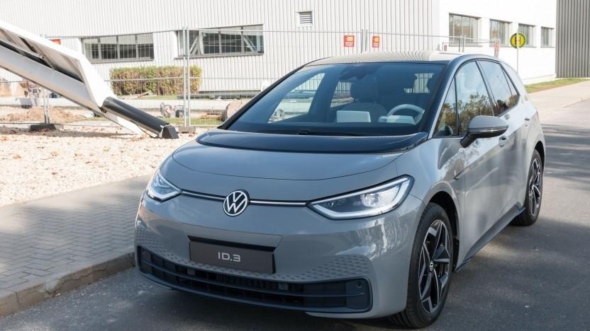 Elektroauto VW ID.3: Hoheit über die komplette Fahrzeugarchitektur behalten.