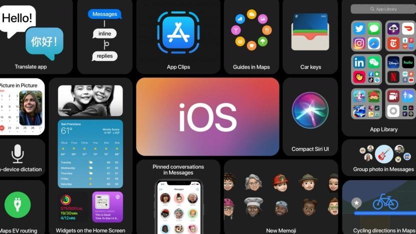 Neue Funktionen von iOS 14