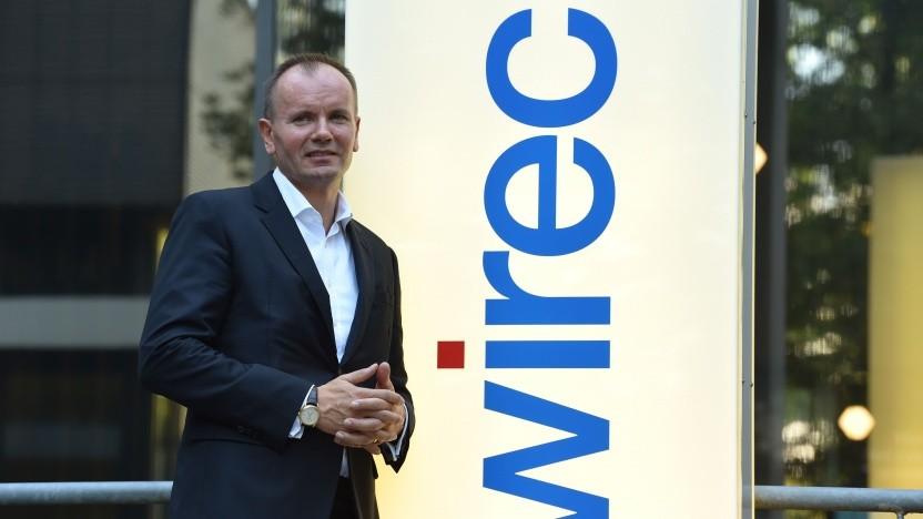Ex-Chef des Finanzdienstleisters Wirecard, Markus Braun