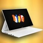 Acer Concept D 3 Ezel: Das Notebook mit sonderbarem Scharnier und vielen Ports