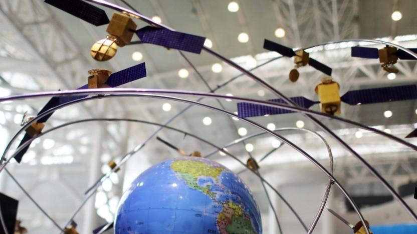 Modell des chinesischen GNSS Beidou: Beidou-fähige Geräte in über 120 Länder und Regionen verkauft