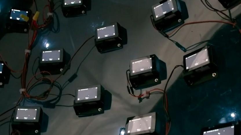 Googles volumetrische Kamera: 46 Actioncams