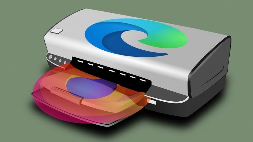 Microsoft Edge kopiert Browserdaten, bevor das überhaupt genehmigt wird.