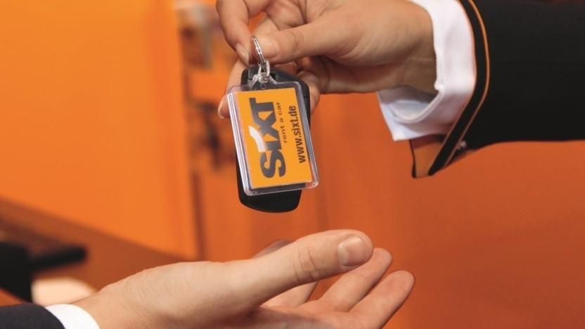Sixt Plus heißt das Auto-Abo von Sixt.