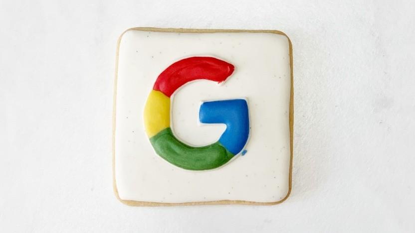 Ein Google-Cookie