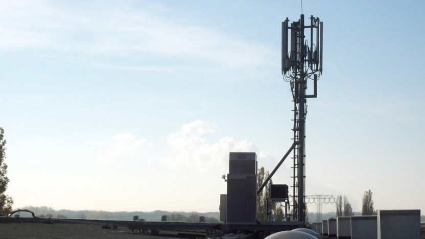 Das obligatorische LTE-Antennenbild