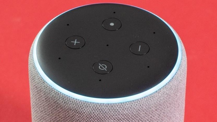 Spotify Free funktioniert mit Alexa-Lautsprechern.