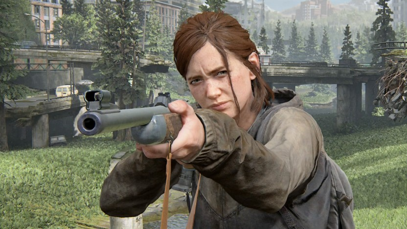 Hauptfigur Ellie in The Last of Us 2