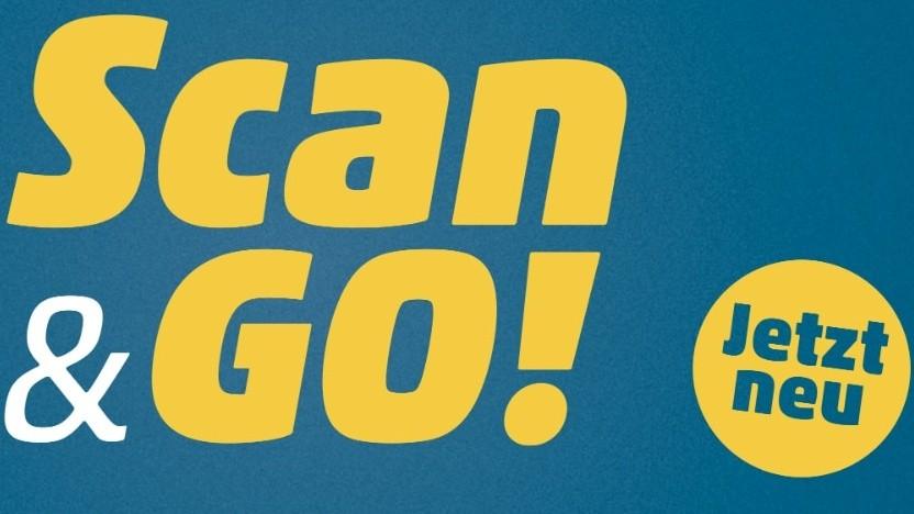 Scan & Go ist in über 100 Penny-Filialen verfügbar.
