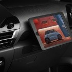 Elektroauto: Citroën ë-C4 mit Tablet-Halter für den Beifahrer