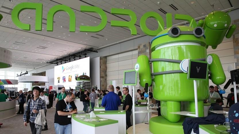 Android bekommt neue Sicherheitsfunktionen.