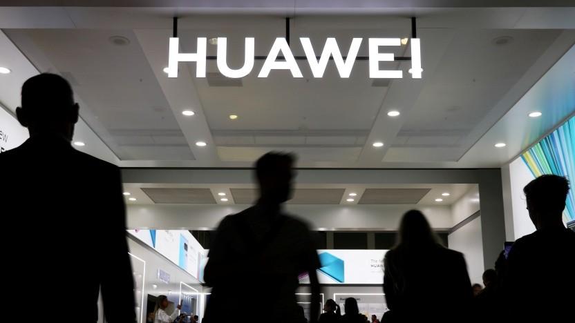 Huawei und ZTE gelten in den USA als Sicherheitsrisiko.