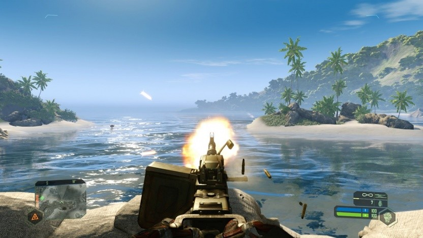 Artwork von Crysis Remastered aus dem Microsoft Store