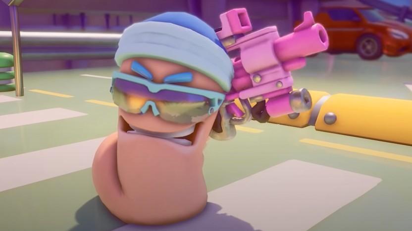 Artwork von Worms Rumble