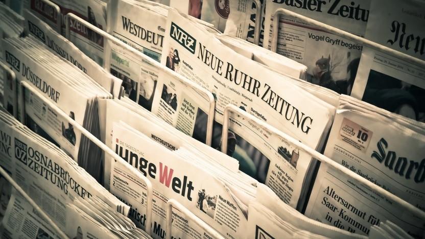 Die Koalition will die Presse mit Millionensummen fördern.