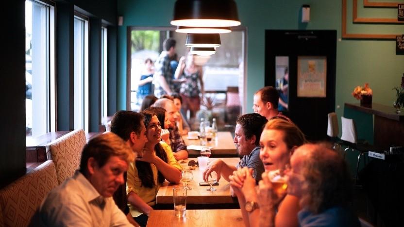 Digitale Corona-Kontaktliste verrät, wer mit wem im Restaurant war.