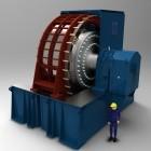 Energiewende: Statkraft baut Schwungradspeicher in Schottland