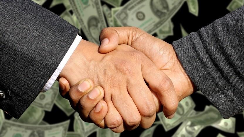 Google und die Deutsche Bank sehen den Deal als lukrativ an.
