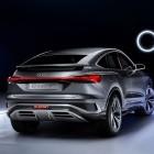 Elektroantrieb: Audi Q4 Sportback E-Tron soll 500 km weit kommen