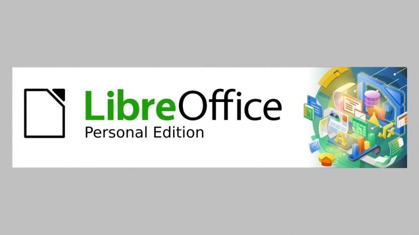Das mögliche neue Branding von Libreoffice.
