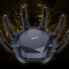 WLAN: Asus baut 10-GBit-Router mit noch mehr Antennen