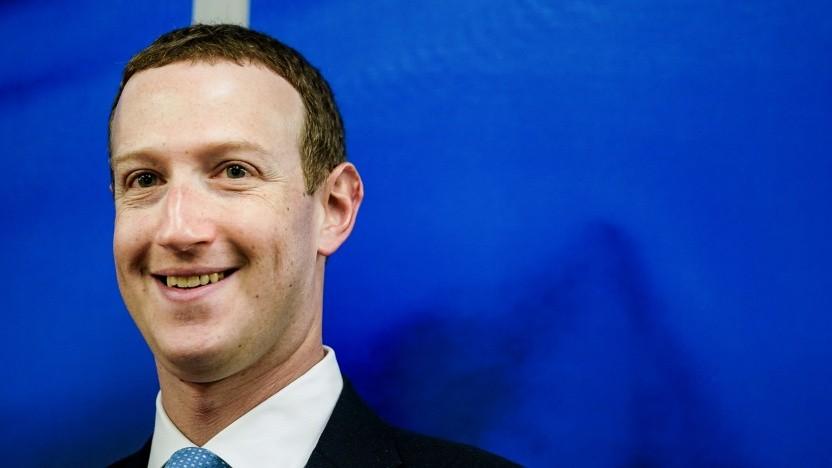 """""""Die Kunden werden schon wieder zurückkommen"""", soll Facebook-Chef Mark Zuckerberg zu Mitarbeitern gesagt haben."""