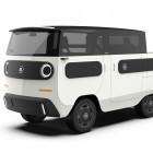 Leichtfahrzeug: eBussy soll als elektrischer Camper und Transporter fahren