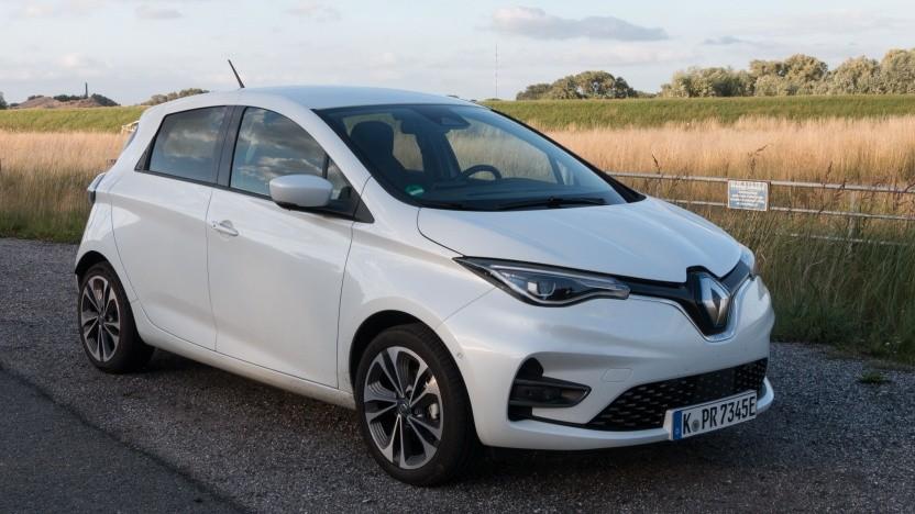 Elektroauto Renault Zoe: Warum hat ein Elektoauto eine Zündung?