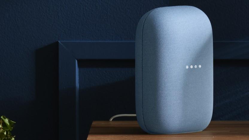 Googles neuer smarter Lautsprecher